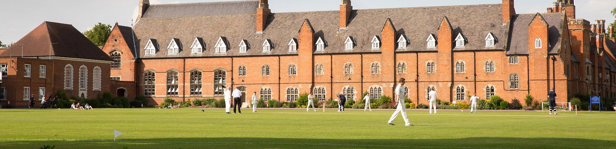 Ratcliffe College building