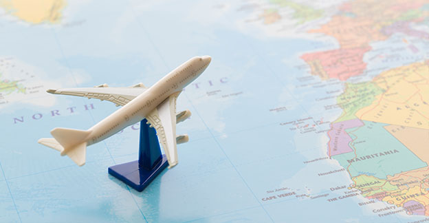 travel abroad during opt