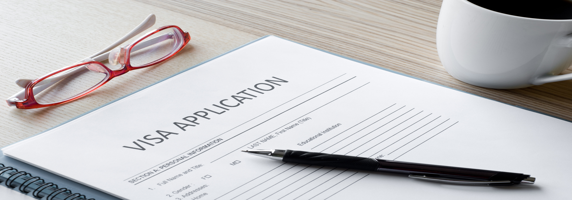 Guide to visa application requirements